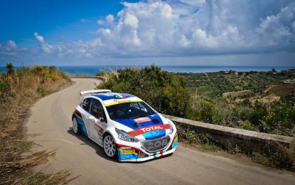 Peugeot domina la Targa Florio