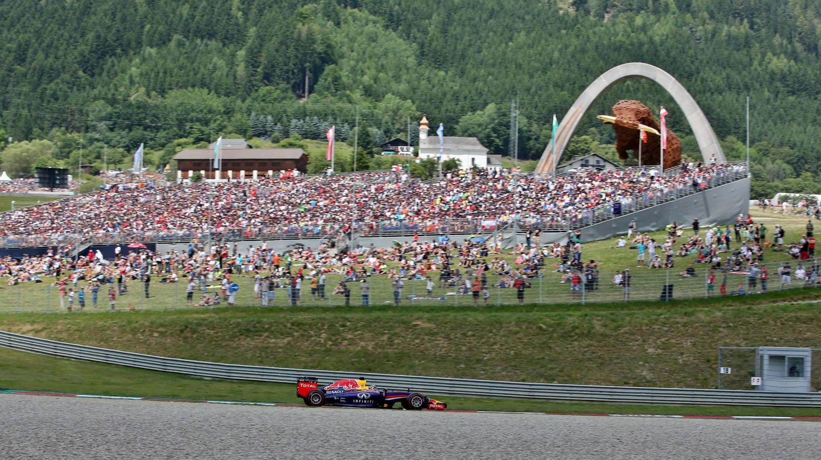 Austria: crisi-biglietti. E la Red Bull incolpa la F1