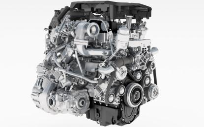 I nuovi motori Ingenium sulla Discovery Sport