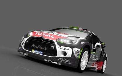 La DS 3 WRC si rifà il look per il Portogallo