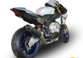 EXAN per Yamaha R1 2015