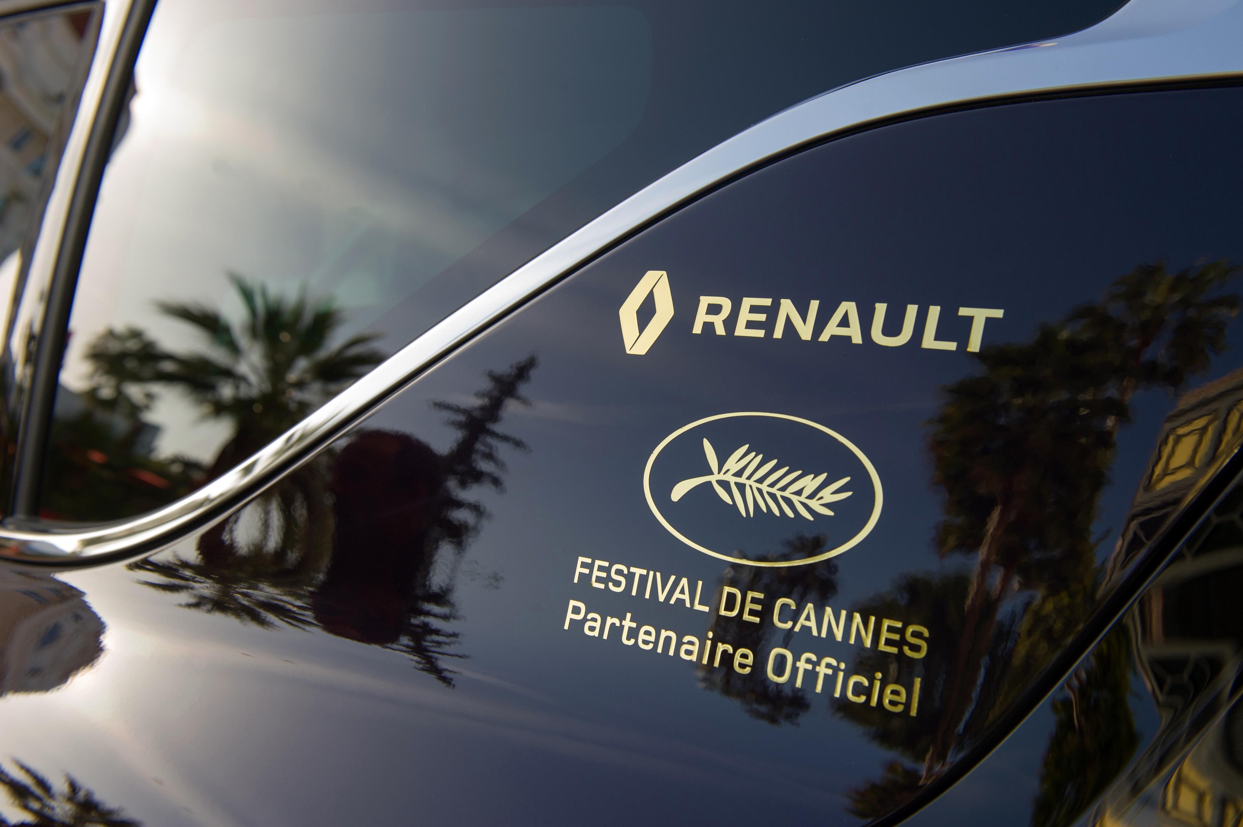 Renault si conferma partner del Festival di Cannes