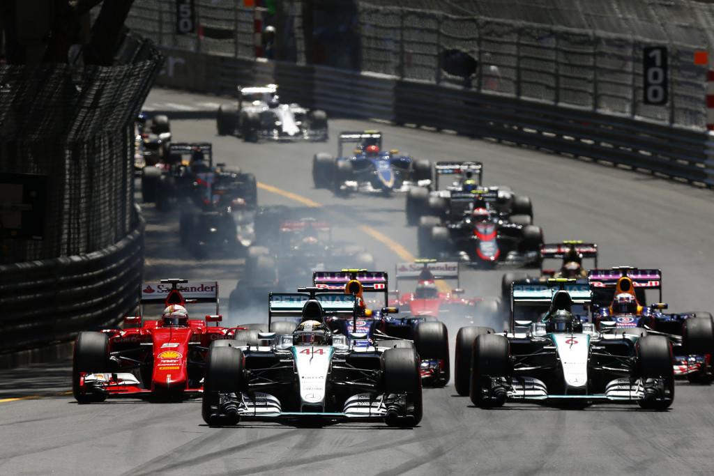 Monaco: Vettel 2°, nel caos Mercedes