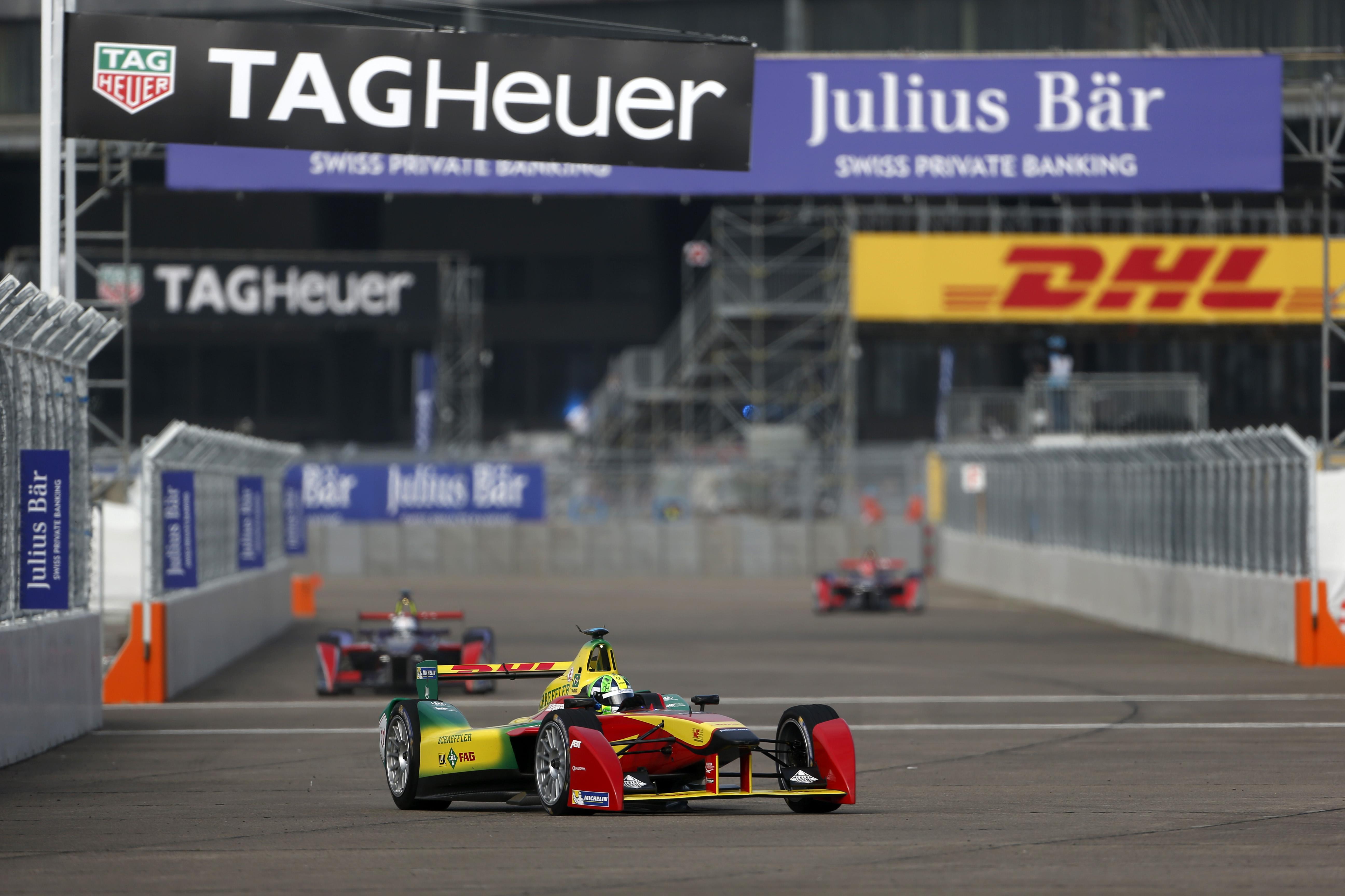 Formula E: a Berlino vince Di Grassi. Squalificato