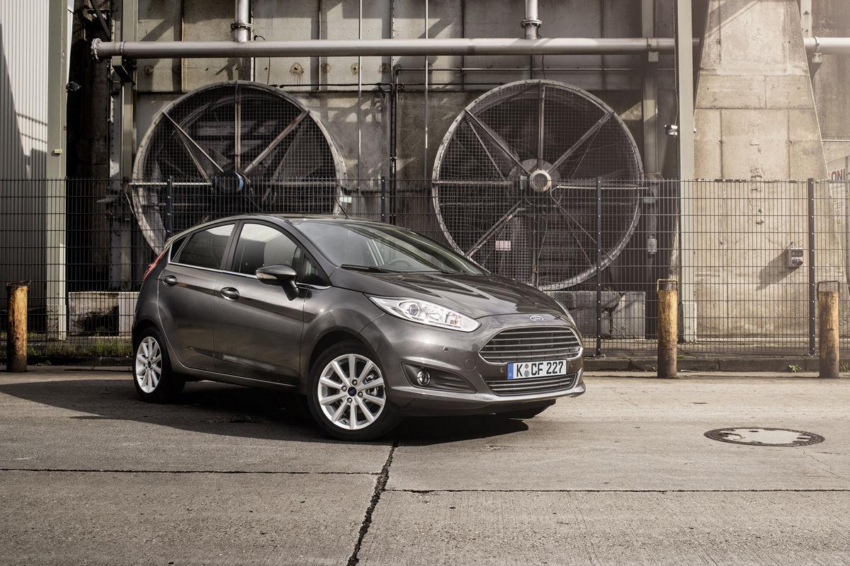Ford Fiesta: nuovi motori, colori, finiture