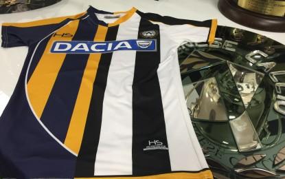"""Dacia Sponsor Day """"The Split"""": il Calcio si tinge di rosa!"""