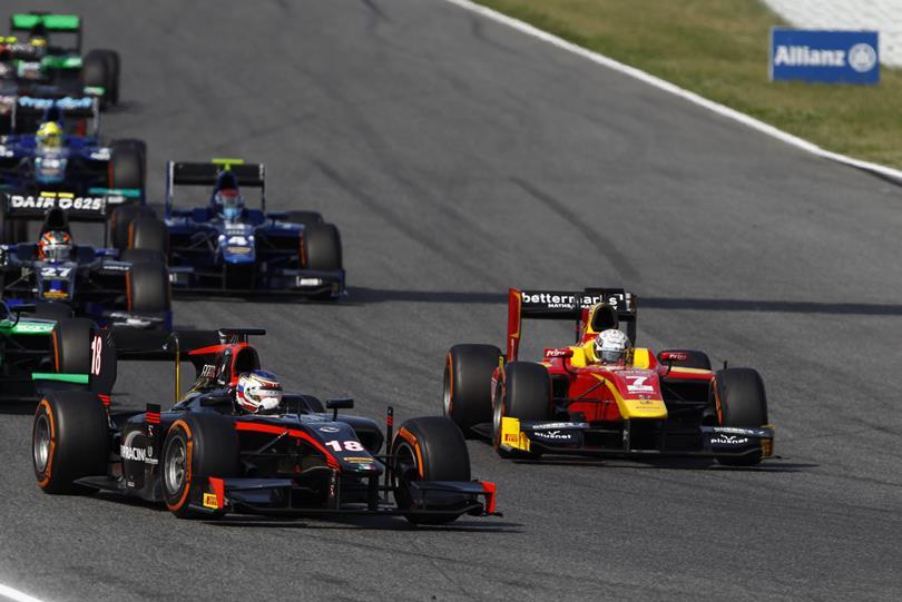 Minardi: l'allievo batte sua maestà la F1…