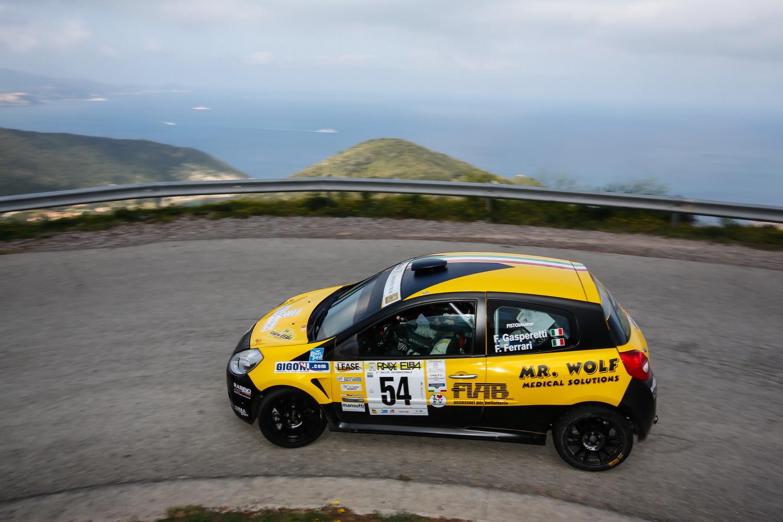 Il weekend dei Trofei Renault Rally