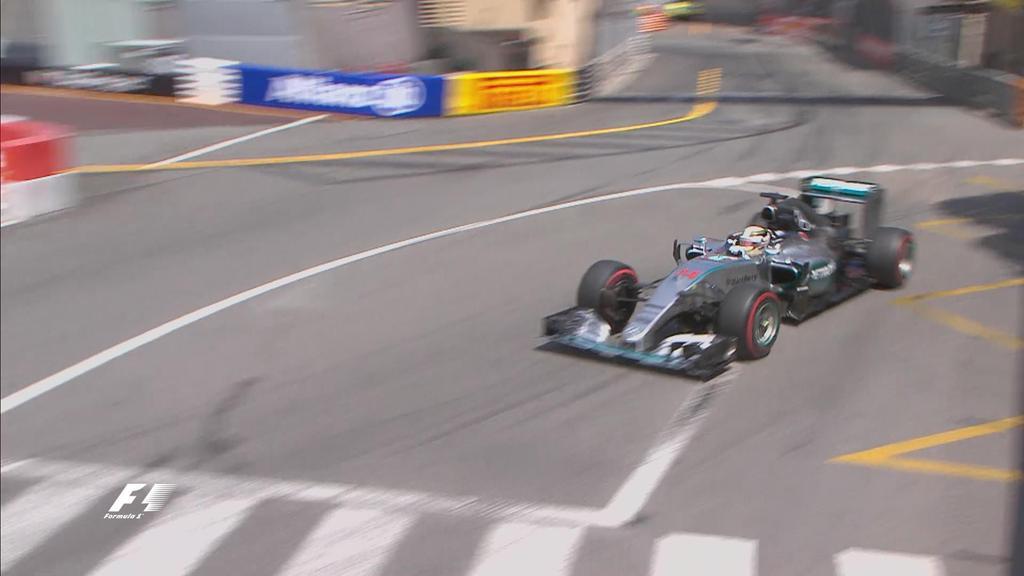 Monaco: Toto Wolff spiega l'errore in gara