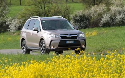 Subaru: mercato, crescono le esportazioni