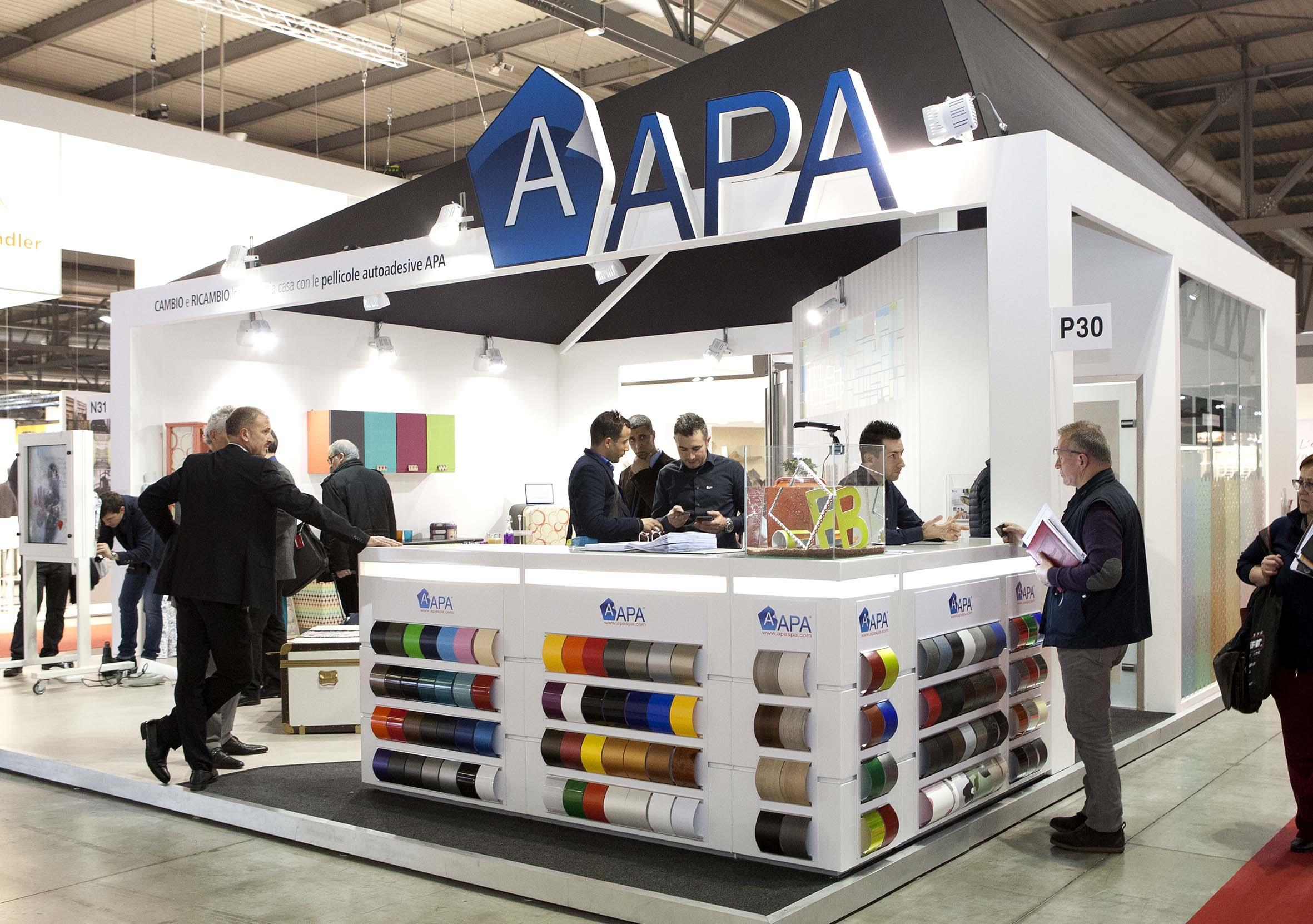 APA conquista Made Expo 2015