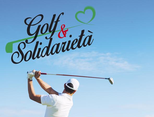 """ALCAR ITALIA sponsor del progetto """"Golf & Solidarietà"""""""