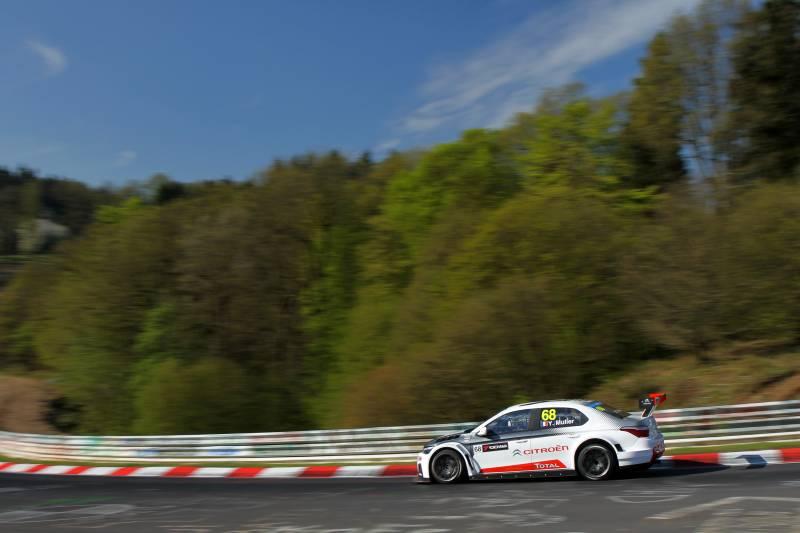 WTCC: appuntamento con la leggenda al Nurburgring