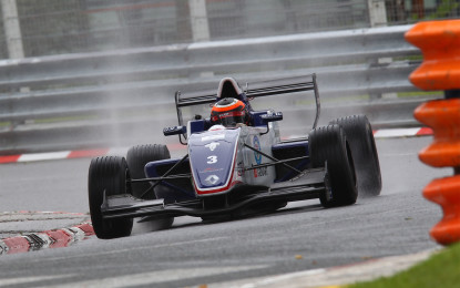 Renault in azione al Red Bull Ring