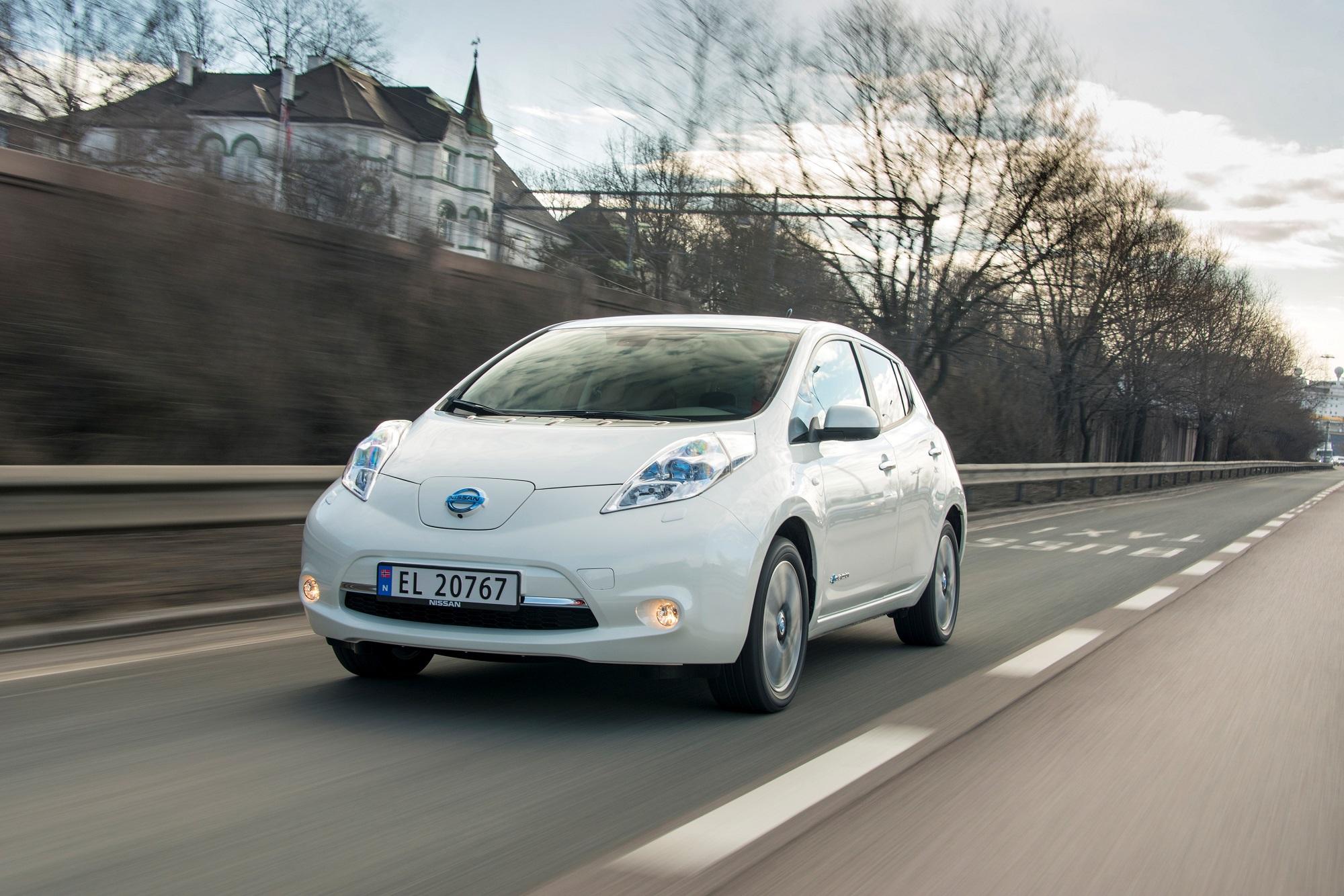 LEAF taglia del 60% i costi mensili di carburante