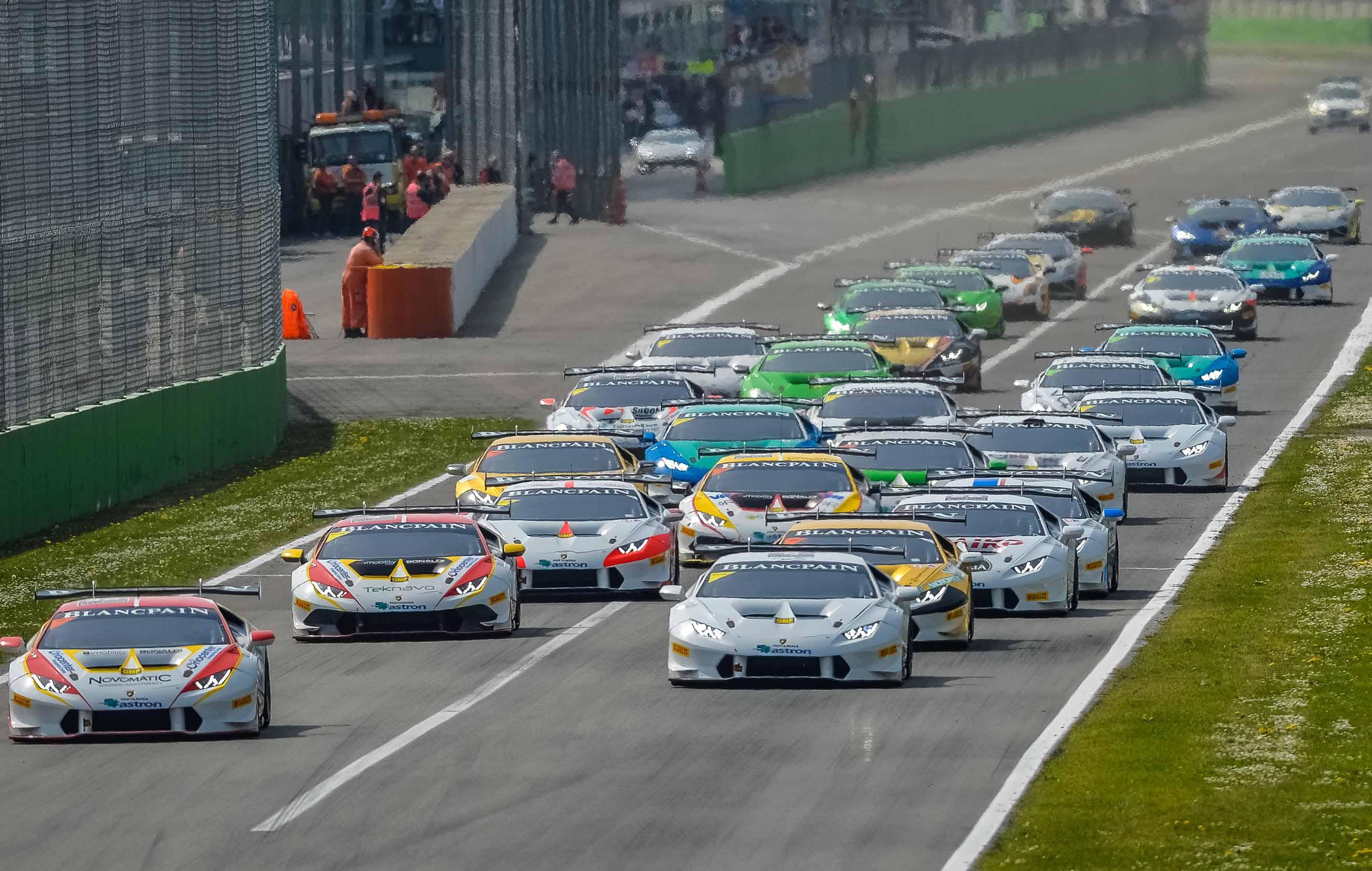 Lamborghini Squadra Corse e i programmi giovani 2015