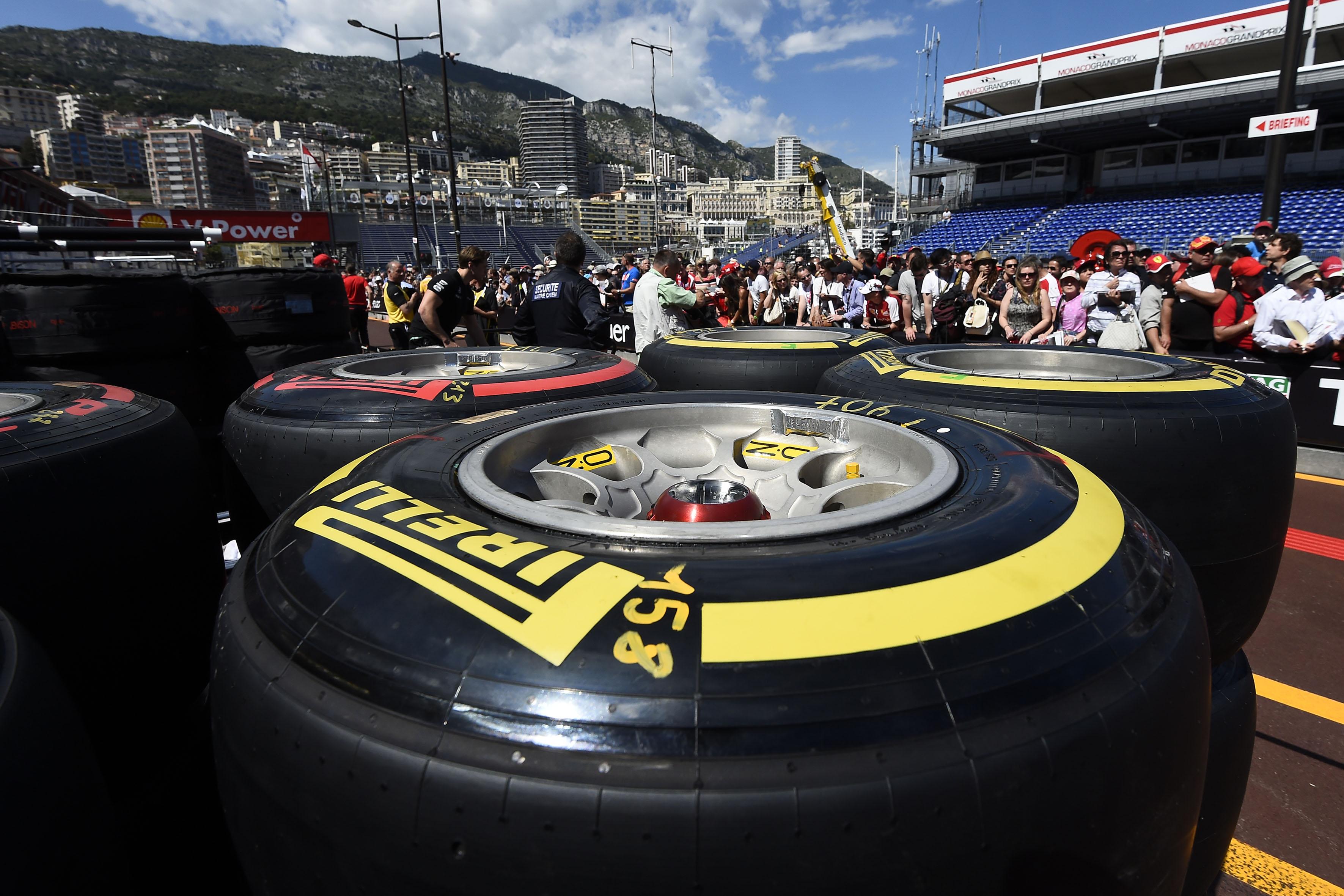 Pirelli: le mescole fino alla Russia
