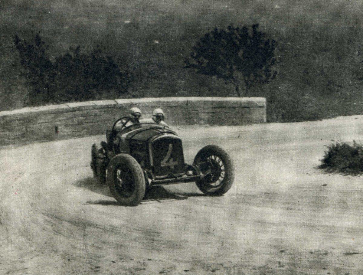 Peugeot: 90 anni fa la Coppa Florio