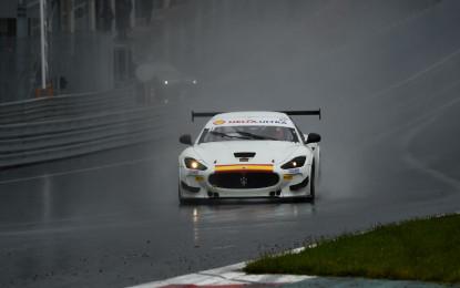 Maserati Trofeo: Martinez domina Gara 1