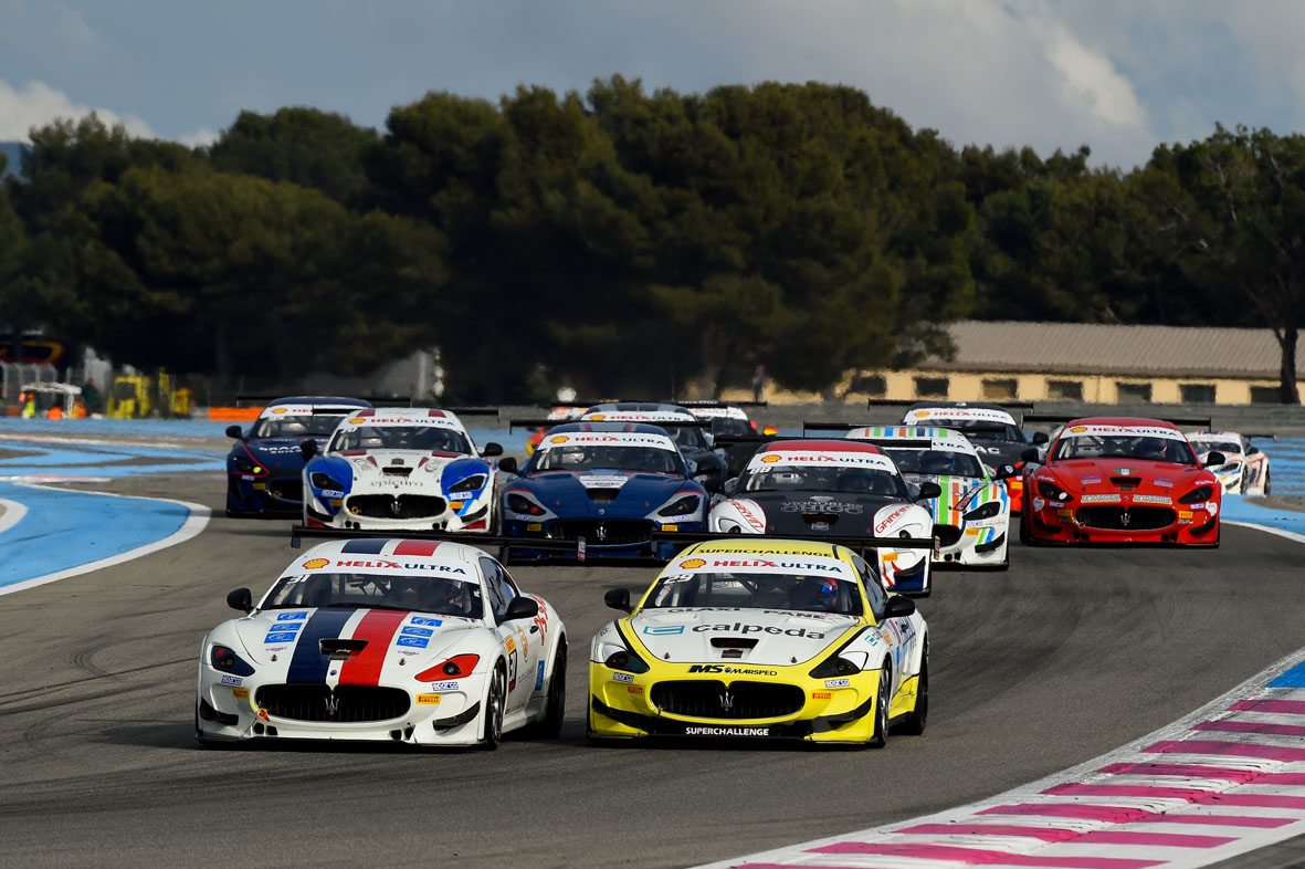Trofeo Maserati per la prima volta a Spielberg