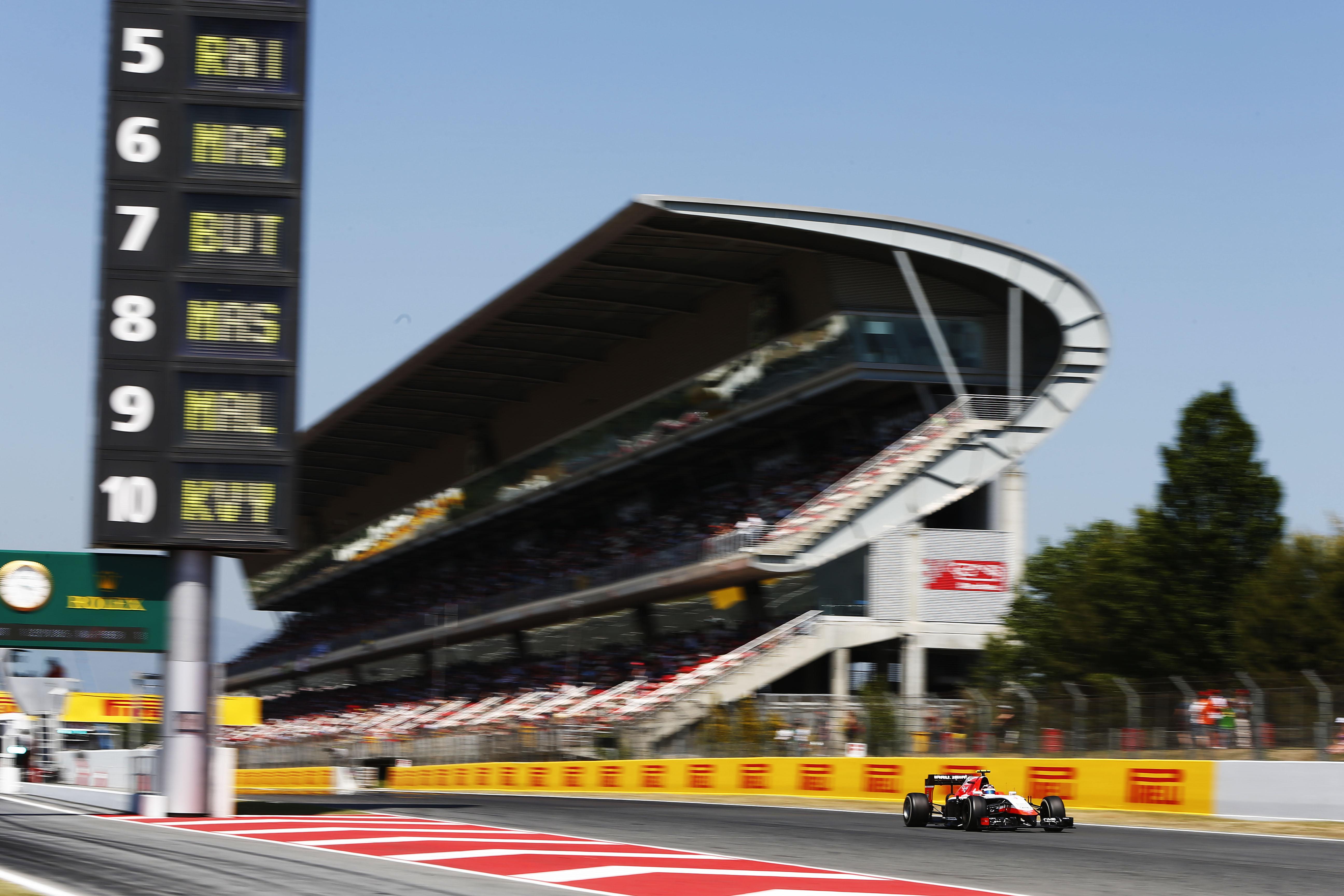 Guida al GP di Spagna: scheda e orari TV