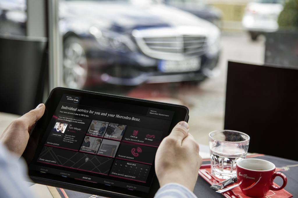 Mercedes Me protagonista ad Autopromotec