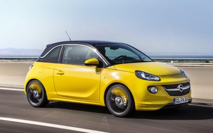 Opel ADAM con cambio Easytronic 3.0