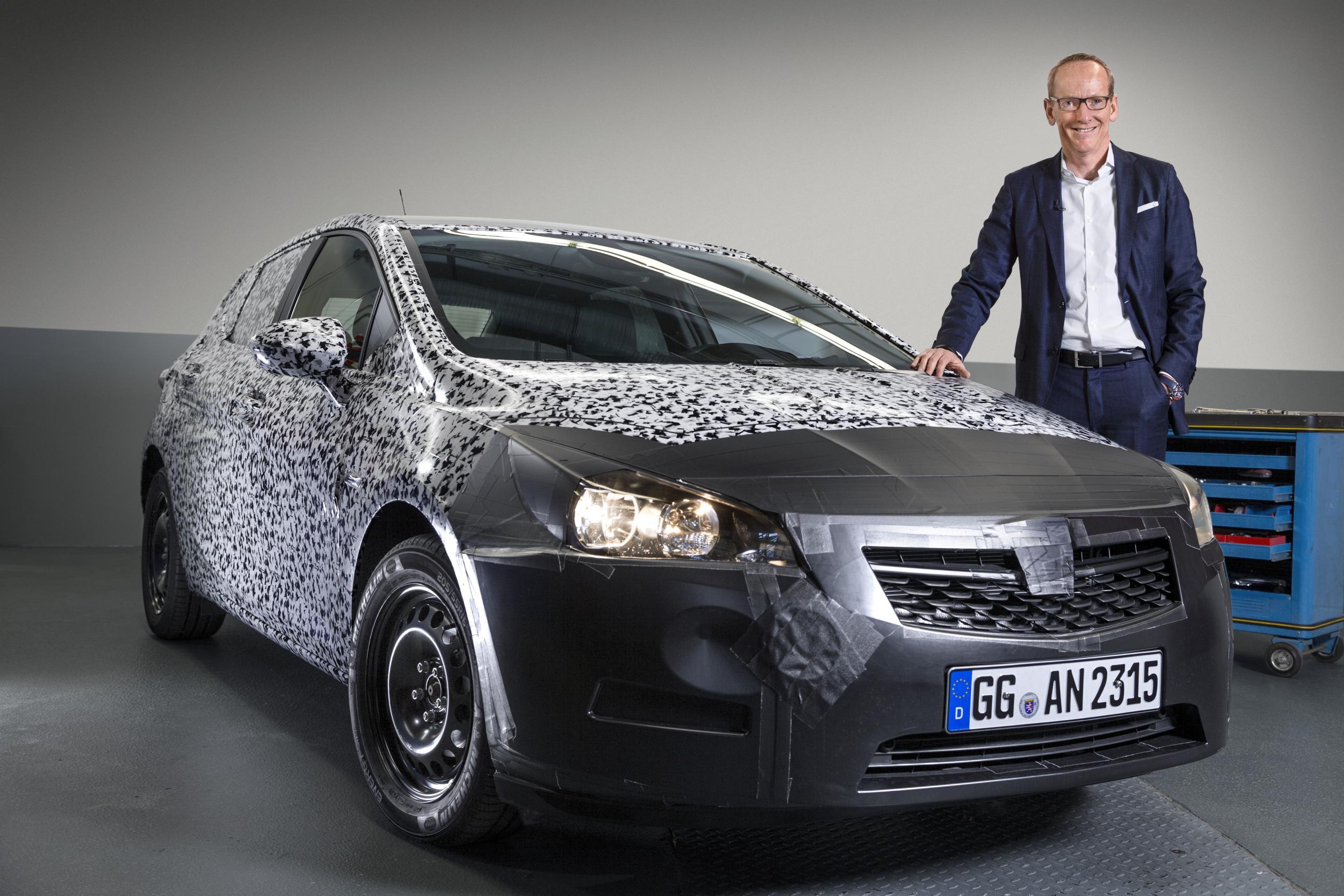 Anteprima: la nuova Opel Astra