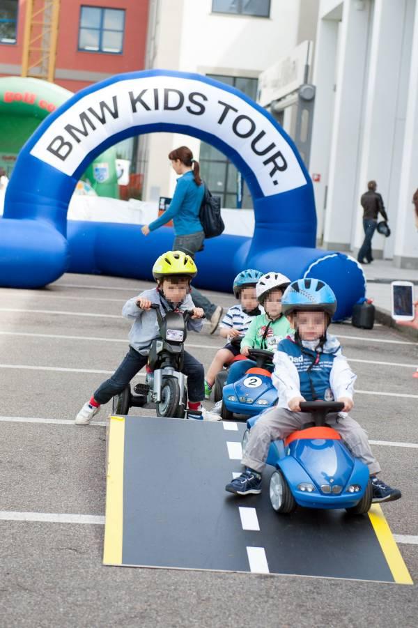 """BMW Kids Tour 2015: a Milano giornata """"stellata"""""""