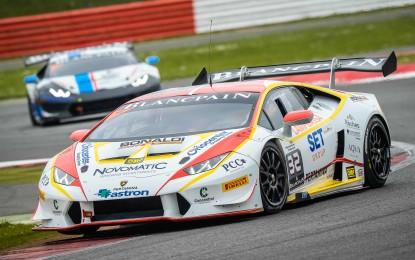 Lamborghini Super Trofeo: Kujala cala il poker