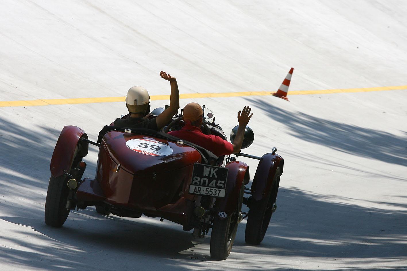 """Consegnato il Trofeo AC Milano """"Alberto Ascari"""""""
