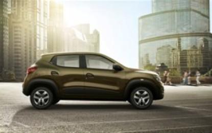 Renault svela KWID