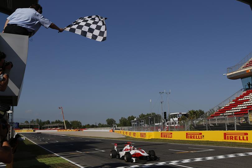 GP2 Spagna: Vandoorne vince Gara 1