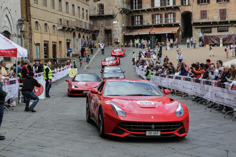 Ferrari Tribute to Mille Miglia: giorno 4