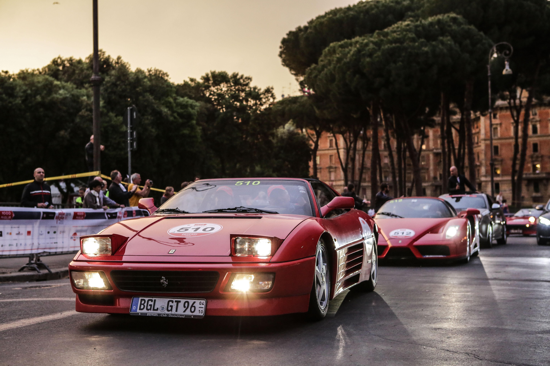 Ferrari Tribute to Mille Miglia: giorno 3