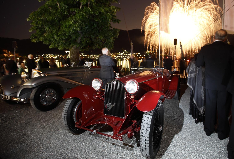 Alfa Romeo 8C 2300 Best of Show a Villa d'Este