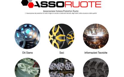 Nuovo sito web per Assoruote