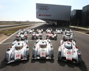 Audi lascia il WEC e si concentra sulla Formula E