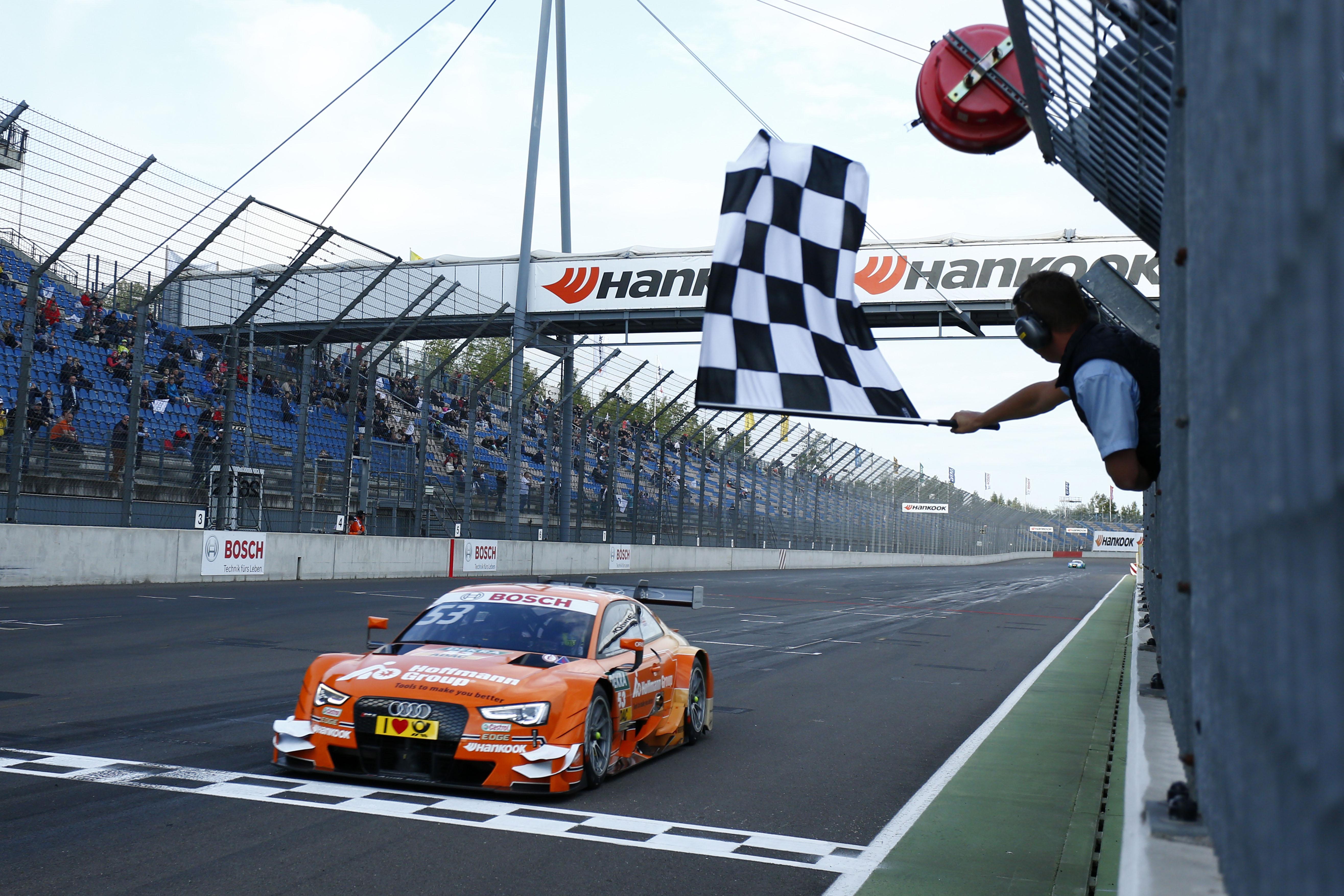DTM: 1-2-3-4 per Audi al Lausitzring