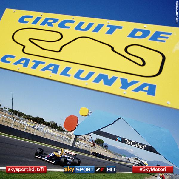 Spagna: da oggi parte il primo GP europeo