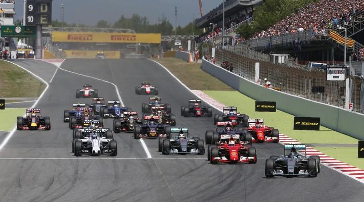 GP di Spagna fino al 2019