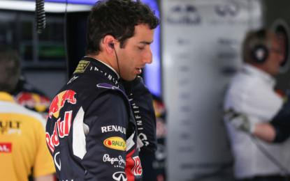 Ricciardo: la colpa non è solo della Renault