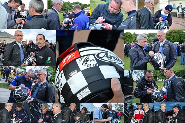"""Ber Racing: un'asta per """"Quelli che… con Luca"""""""