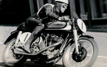 Geoff Duke: scompare la leggenda del TT