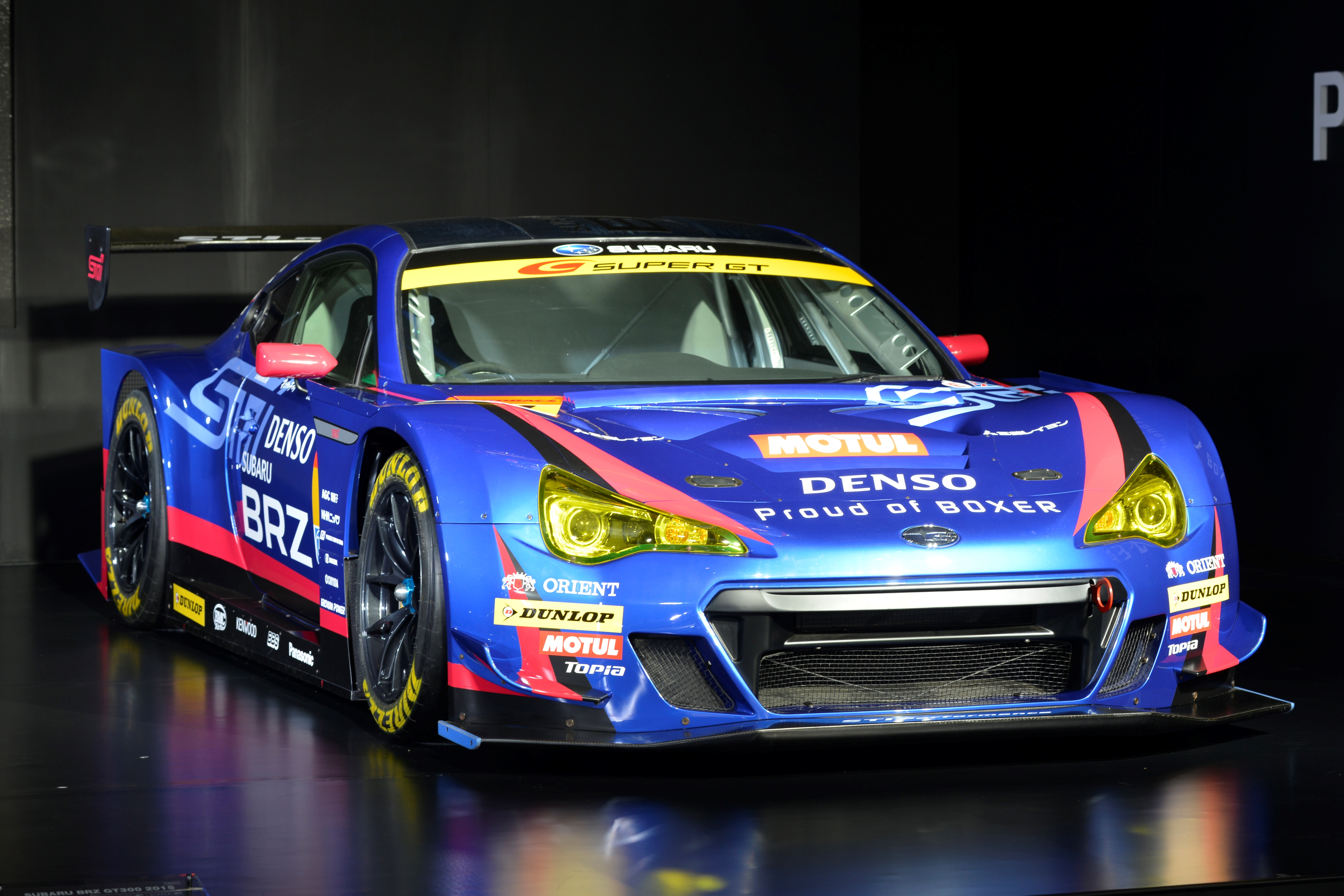 L'attività motoristica 2015 di Subaru
