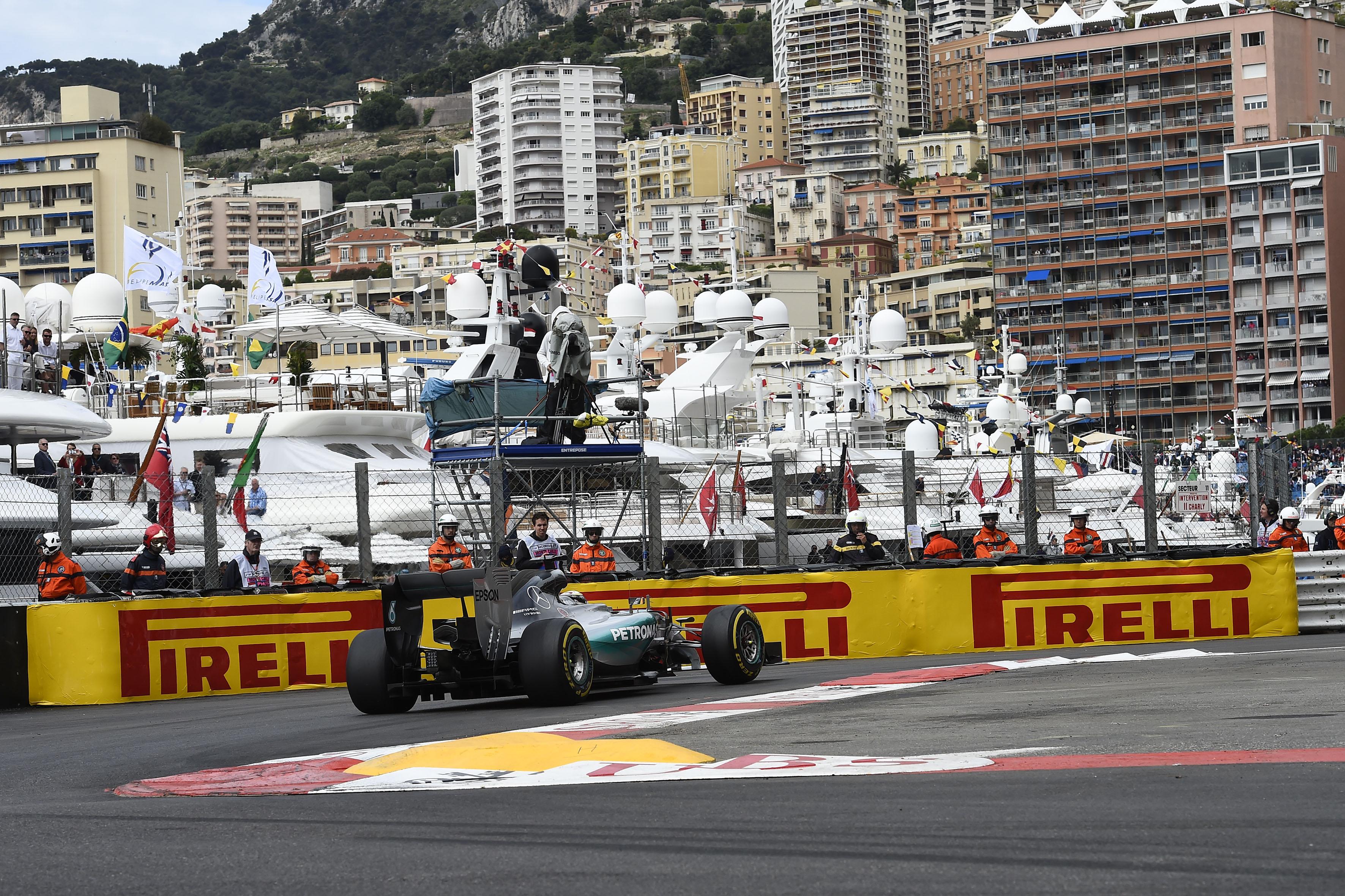 Monaco: le libere di sabato saranno cruciali