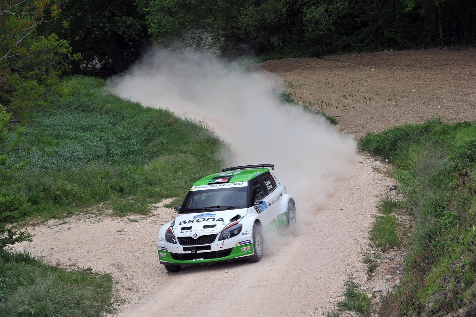 Scandola e D'Amore vincono il 22° Rally Adriatico