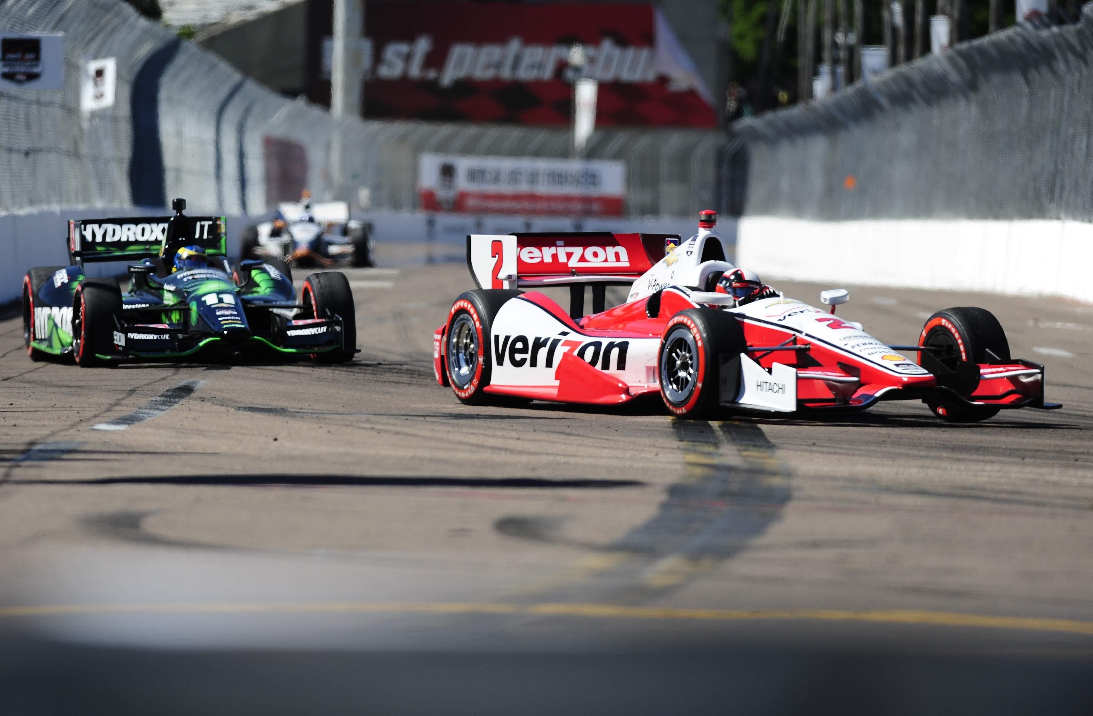 IndyCar: doppio appuntamento a Detroit
