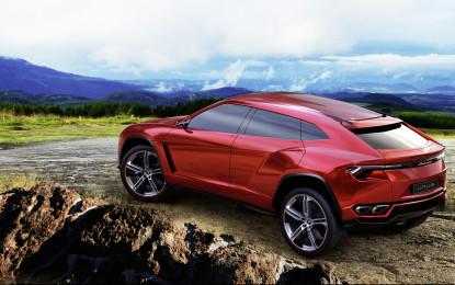 Lamborghini: il SUV sarà prodotto a Sant'Agata
