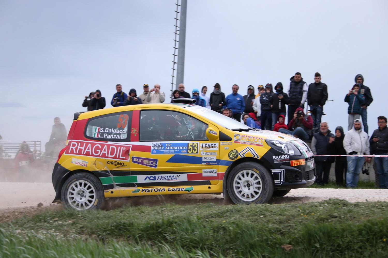 Trofei Renault: il punto sul Rally Adriatico